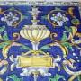 Mural decorativo fuente