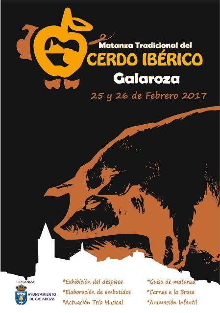 Fiestas de la Matanza Tradicional del Cerdo Ibérico en Galaroza (Huelva)