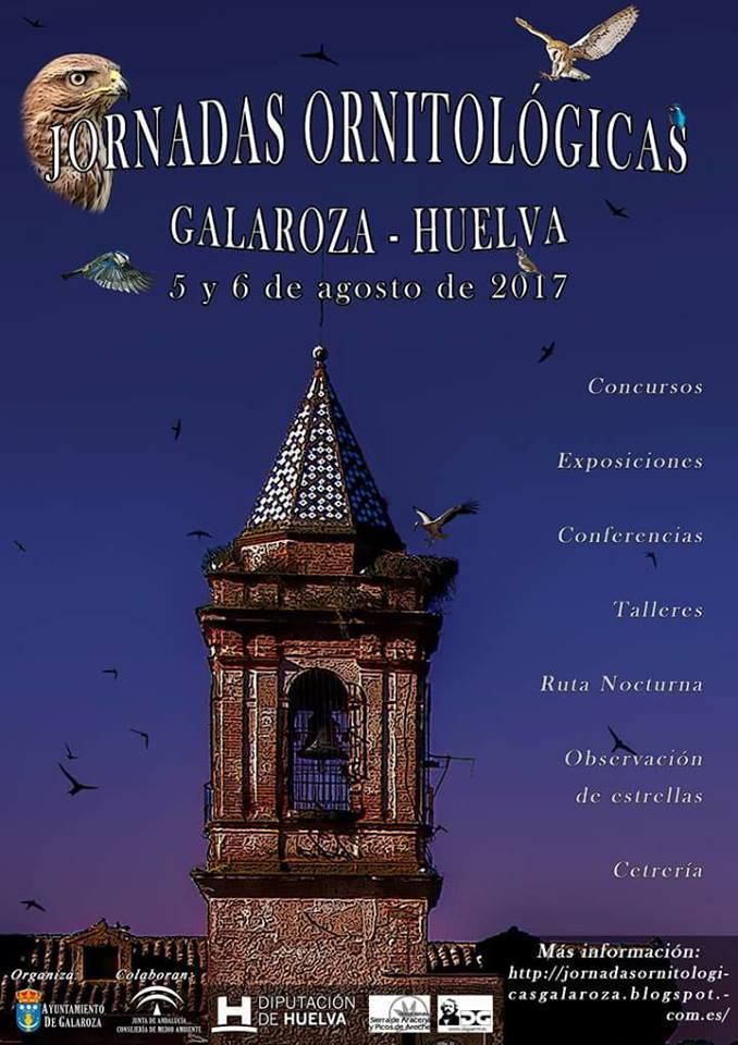 Jornadas Ornitológicas de Galaroza