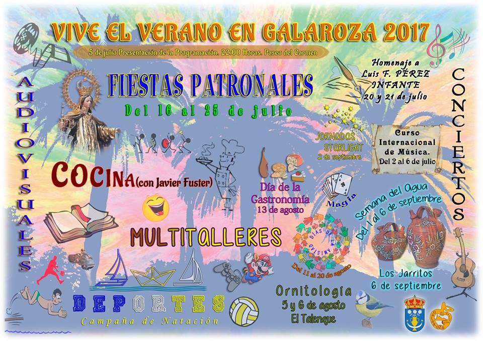 Verano en Galaroza