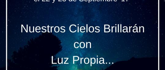 Jornadas de Astroturismo en Galaroza