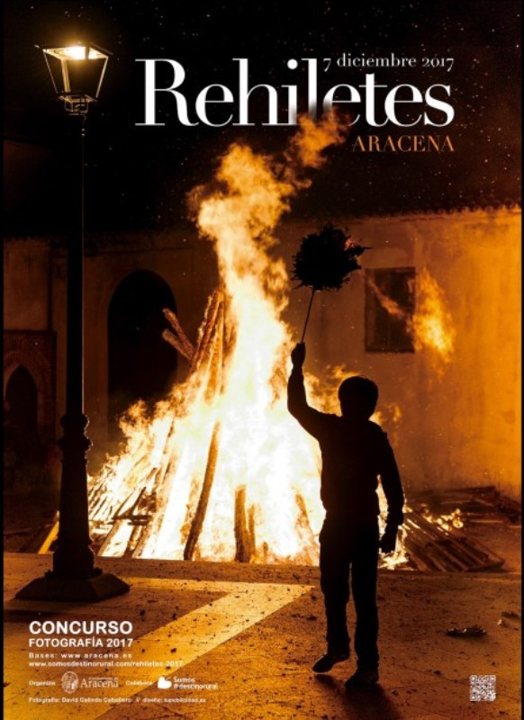 """Concurso Fotografía """"Rehiletes en Aracena 2017"""